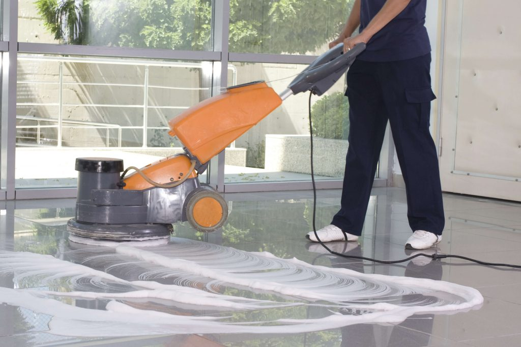 cleaning agencies